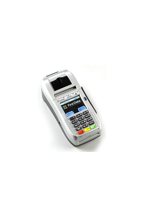 First Data™ FD130 Terminal with Internal PIN Pad and WIFI