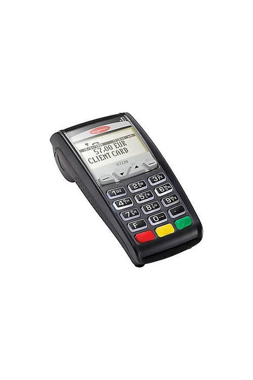 Ingenico ICT220-CTL-3 Dual Comm Contactless Terminal PIN Pad